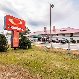 Econo Lodge Near Plymouth State University photos Exterior