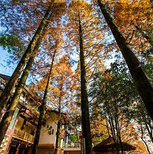 Wuyi Mountain Ancient Street Forest Living England Time Inn photos Exterior