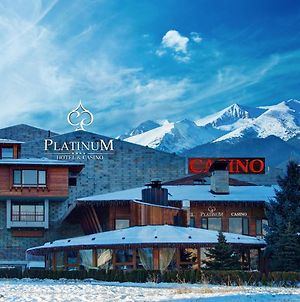 Platinum Hotel And Casino Bansko photos Exterior