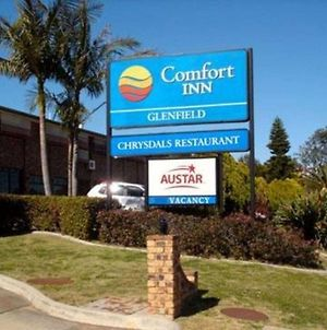 Comfort Inn Glenfield photos Exterior