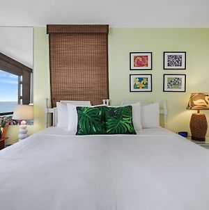 28Th Floor Waikiki Banyan 1Br Ocean, City, And Mountain Views Free Parking photos Exterior