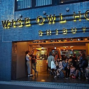Wise Owl Hostels Shibuya photos Exterior