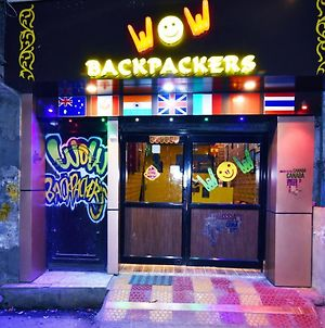Wow Backpackers Hostel photos Exterior