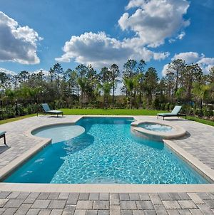 Chic Home With Private Pool Near Disney World - 7706F photos Exterior