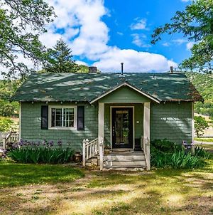 Romantic Rogue River Cottage Near Del Rio Winery photos Exterior