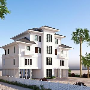 New Gulf Front 12Bd 12.5 Bath Home The Grand Pearl Heated Pool W Elevator. photos Exterior