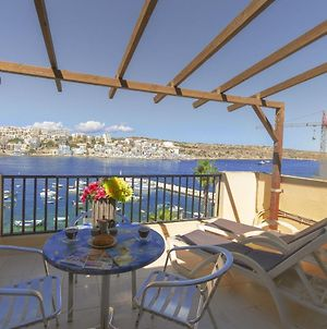 Getawaysmalta - Harbour Lights Seafront Penthouse With Terrace St Paul'S Bay photos Exterior