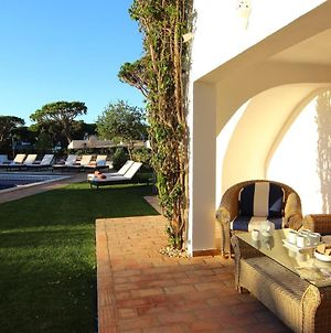 Vale Do Lobo Villa Sleeps 8 Pool Air Con Wifi photos Exterior
