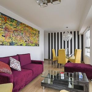 Nice Apartment With An Amazing View Of The City photos Exterior