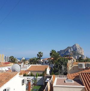 House With 2 Bedrooms In Calpe, With Wonderful Mountain View, Furnished Terra... photos Exterior