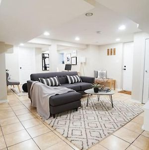 Trendy 1Br Basement With Laundry & Covered Parking photos Exterior