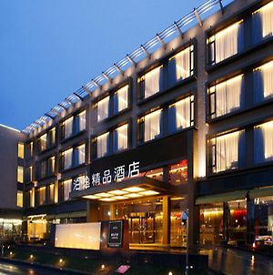 Boutix Hotel Suzhou Amusement Land photos Exterior