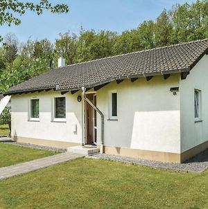 Holiday Home Gerolstein/Hinterhaus. With A Fireplace 01 photos Exterior