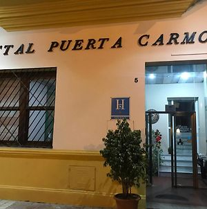 Hostal Puerta Carmona photos Exterior