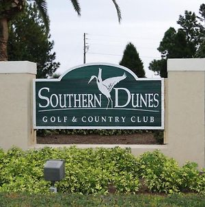 Lovely 4 Bedroom 3 Bath Pool Home In Southern Dunes Golf Resort photos Exterior