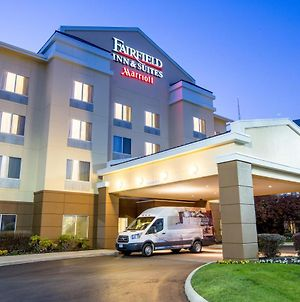 Fairfield Inn & Suites By Marriott Columbus Osu photos Exterior