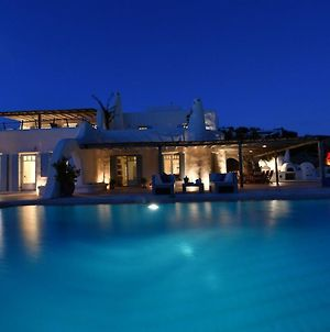 Paros Villa Sleeps 12 Pool Air Con photos Exterior
