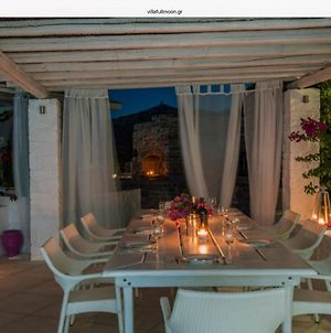 Paros Villa Sleeps 12 Pool Air Con T478601 photos Exterior