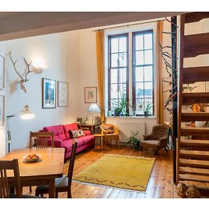 Beautifully Kept Mezzanine Flat ★School Of Art★ photos Exterior
