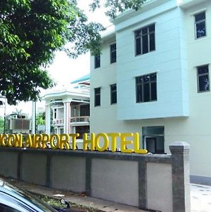 Yangon Airport Hotel photos Exterior