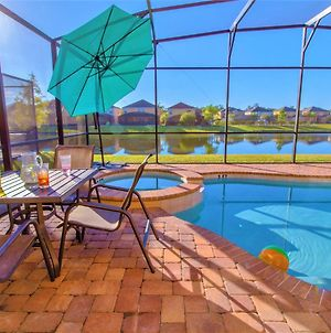 Aco Premium 6 Bd With Pool Spa And Grill photos Exterior