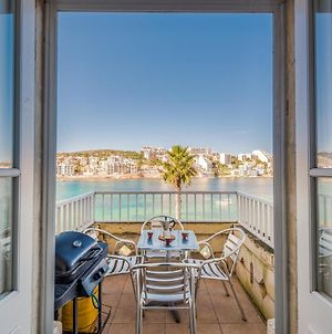Blue Harbour 2 Bedroom Seafront Apartment With Large Terrace And Bbq In St Pauls Bay photos Exterior