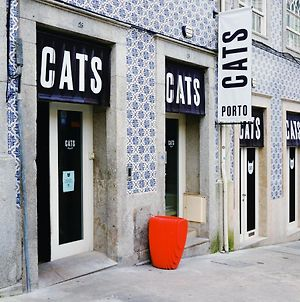 Cats Porto Hostel photos Exterior