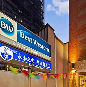 Best Western Queens Court Hotel photos Exterior
