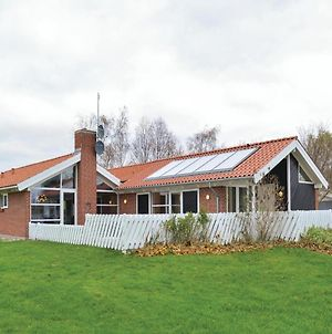 Holiday Home Havbakken Knebel I photos Exterior