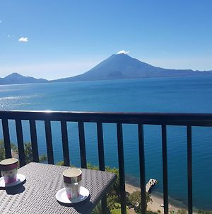 Sky View Atitlan Lake Suites ,Una Inmejorable Vista Apto Privado Dentro Del Lujoso Hotel photos Exterior