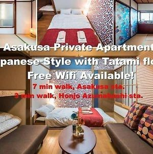 28 Entire House Asakusa Skytree Max8 Freewifi photos Exterior