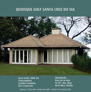 Quiosque Golf Santa Cruz Do Sul photos Exterior