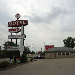 Super 7 Motel photos Exterior