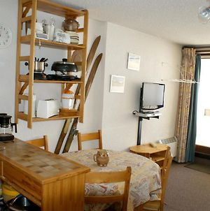 Studio In Montgenevre With Wonderful Mountain View Balcony And Wifi 400 M From The Slopes photos Exterior