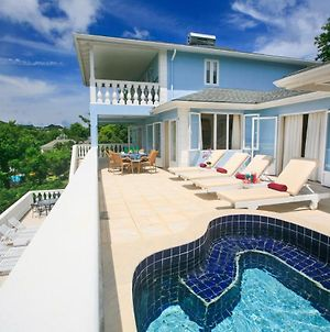 Cap Estate Villa Sleeps 8 Pool Air Con Wifi photos Exterior