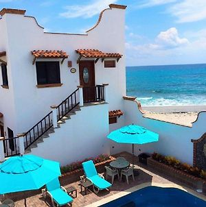 1-Bedroom Courtyard Villa! Beautiful Location On Malecon. In Downtown Isla Mujeres!!! photos Exterior