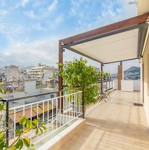 Urban Penthouse W 360 View Of Athens photos Exterior