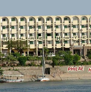 Philae Hotel Aswan photos Exterior