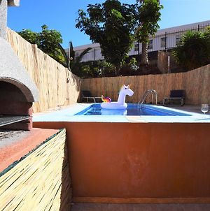 Private Pool With Bbq In Front Of The Beach photos Exterior