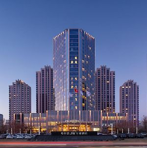 Jw Marriott Hotel Harbin River North photos Exterior