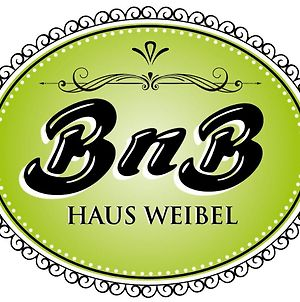 Bnb Haus Weibel photos Exterior