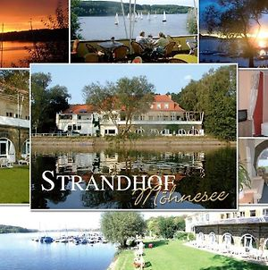 Strandhof Mohnesee photos Exterior