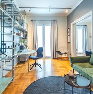 Superb 1Bd Apartment In The Heart Of Kolonaki By Upstreet photos Exterior