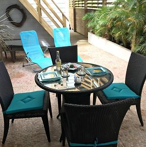 Apartment With One Bedroom In Sainte Anne With Wonderful Sea View Enclosed Garden And Wifi 20 M From The Beach photos Exterior
