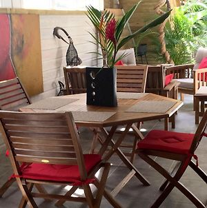 Apartment With 2 Bedrooms In Sainte Anne With Furnished Terrace And Wifi 20 M From The Beach photos Exterior