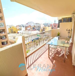 Apartment With 3 Bedrooms In Fuengirola With Wonderful City View Furnished Terrace And Wifi 500 M From The Beach photos Exterior