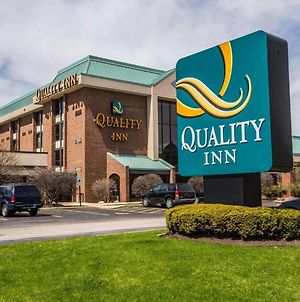 Quality Inn Schaumburg - Chicago photos Exterior