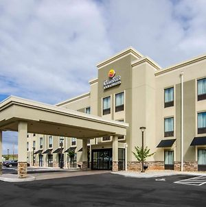 Comfort Inn & Suites Lynchburg Airport - University Area photos Exterior