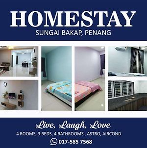 Homestay Sungai Bakap photos Exterior