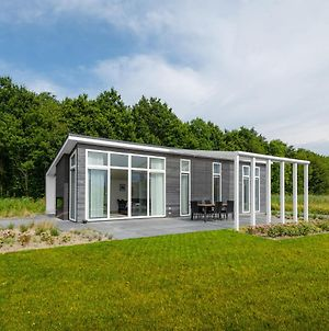 Chalet With A See-Through Fireplace Near The Oosterschelde photos Exterior